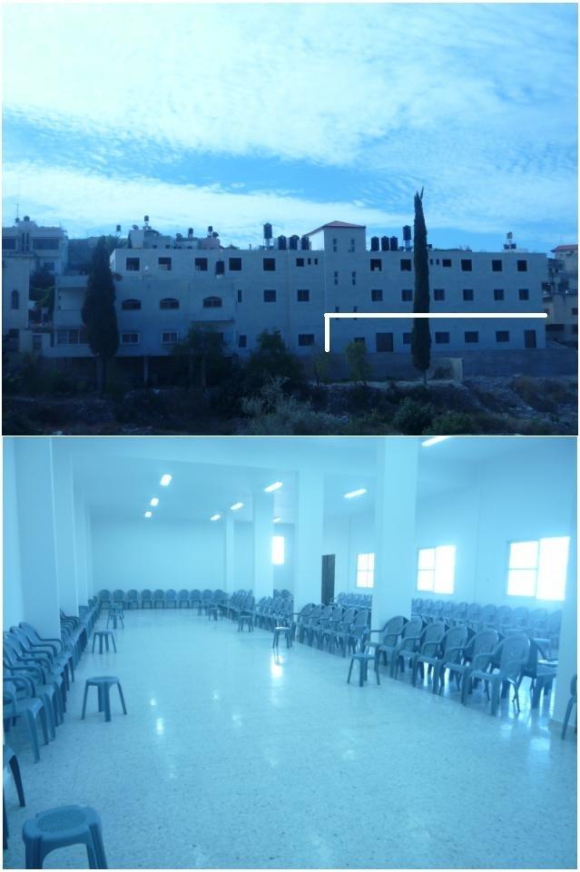 افتتاح قاعة عامة ثالثة في علار