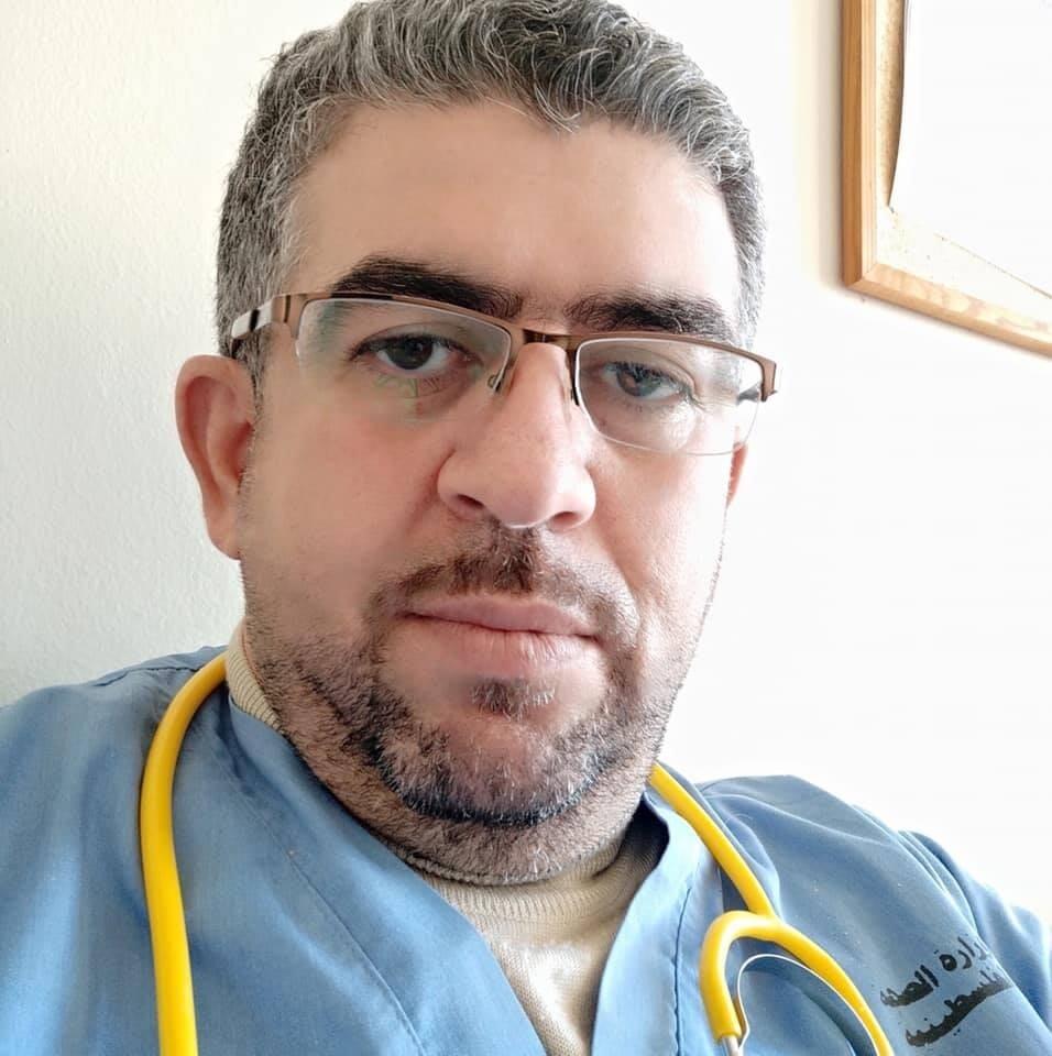ابن بلدة علار الدكتور أشرف وليد شديد • أبو أحمد •