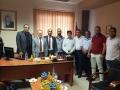 استلام وتسليم بلدية علار 9-10-2018